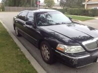 Lincoln town car - Limo -  $2,399