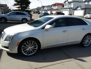 2013 Cadillac XTS Platinum Sedan