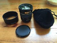 Samyang 85mm Aspherical IF f1.4 double coated lens - Canon fit