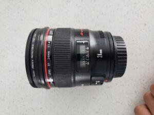 Canon 24mm 1.4L II and 35mm 1.4L for sale