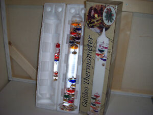 """Large 18"""" Galileo Thermometer New in Box - Makes Great Gift London Ontario image 1"""