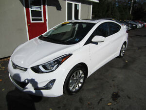 2016 Hyundai Elantra Sport Like New! Only 7,500 kms!