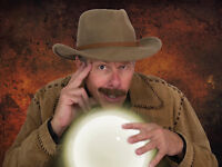 """""""Will Powers - The Psychic Cowboy Comedy Show"""""""