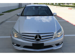 Mercedes Benz C250 AWD 2010