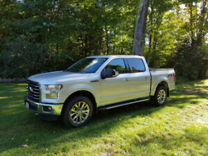 2016 FORD F150 XLT 5.0L LEASE TAKE OVER