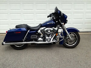 2007 HD StreetGlide - serious inquiries ONLY - NO TRADES