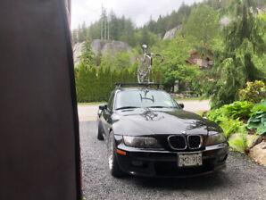2002 BMW Z3 Coupe