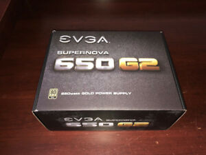 EVGA SuperNOVA 650 Modular Power Supply PSU
