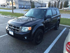 2008 Ford Escape XLT 4WD - LOADED