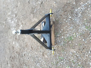3 point hitch trailer mover cat 2