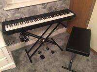Yamaha P-95 electric piano