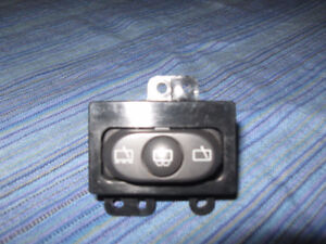 2006-2011 CHEVROLET HHR REAR BLACK WIPER SWITCH