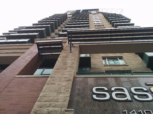 City Centre~ Modern Highrise~ 2 br~ Furnished~ Utility included