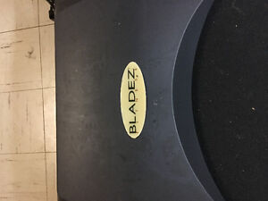 Bladez Treadmill - used maybe 20 times