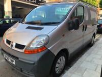 Renault Trafic 1.9TD SL27dCi 100 12 Months Mot Excellent Van Low mileage 120,000