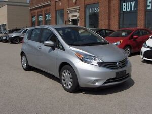 2015 Nissan Versa SV Hatch Back-up Camera ,Have two chose from ! London Ontario image 3