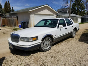 1997 Lincoln signature series