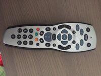 Sky+HD remote