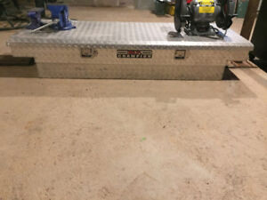 Metal Storage Box for Small Truck