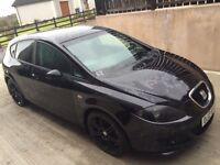 Mk2 seat Leon 2.0 tfsi breaking for parts , same engine as the mk5 golf gti bwa engine code