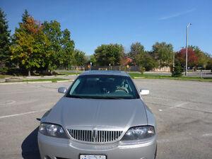 2006 Lincoln LS  V8 Sedan