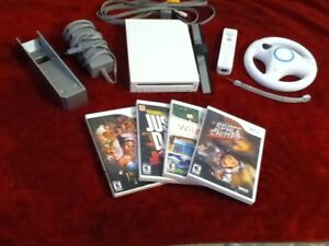 Wii Console w/ FREE Games