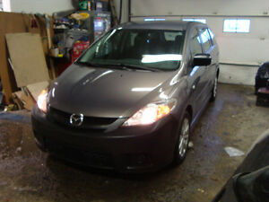 2007 MAZDA 5 GS AUTO 6 PASSENGER ''TAX INCLUDED''
