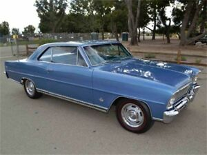 1966 Chevrolet nova wanted