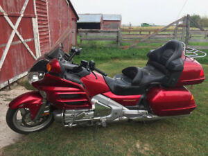 2003 Honda Goldwing