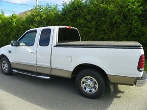 2002 Ford F-150 7700  camion