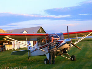 Advanced Ultralight airplane for sale
