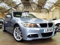 2011 BMW 3 Series 2.0 318d Performance Edition 4dr