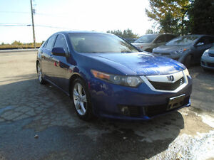 2009 ACURA TSX | 6 SPEED MANUAL | LEATHER LOADED | PREMIUM