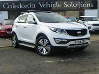 2014 KIA Sportage 1.7 CRDi 3 ISG 5dr (Idle, Stop and Go)