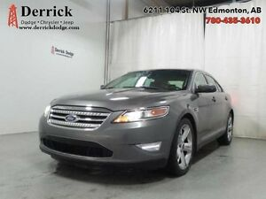 2012 Ford Taurus   Used AWD SHO Sunroof Nav B/U Cam $190.23 B/W