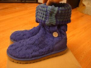 New with Box, 100% authentic UGG W Leland Women Boot, sz US 5