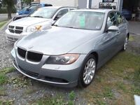 2006 BMW 325XI FULLY LOADED!!!! STANDARD!! LEATHER&ROOF! Cape Breton Nova Scotia Preview