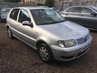 Volkswagen Polo 1.4 2000MY Match Ltd Edn