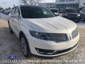 2016 Lincoln MKX Reserve   - Cooled Seats - Navigation