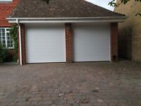 Roller doors made to measure £799 fitted