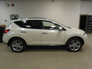 2009 NISSAN MURANO LE 4X4! PANO! LEATHER! SPECIAL ONLY $9,900!