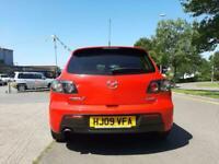 2009 Mazda 3 1.6 Sport 5dr HATCHBACK Petrol Manual