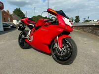 DUCATI 749 BIPOSTO, ULTRA LOW MILES AND TOTALLY IMMACULATE!