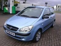 Hyundai Getz 1.1 GSi JUST SERVICED