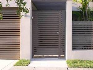 Aluminium Slat Fence & Privacy Screen Auburn Auburn Area Preview