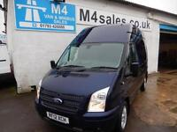 Ford Transit 280 LIMITED H/R MWB WITH A/C 125PSI