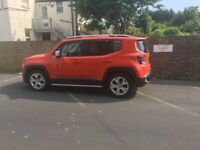 2016 Jeep Renegade 1.6 MultiJet II Limited (s/s) 5dr