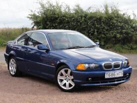 BMW 323 2.5i Ci, Manual, 1999 (T Reg), *** Only 28k Miles, MOT: May 2019