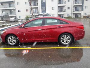 2011 Hyundai Sonata Limited with Navigation