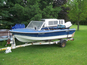 Small fishing boat for sale